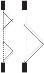 Cf 115 rails de portes coulissantes quincaillerie hors for Porte patio 60 pouces