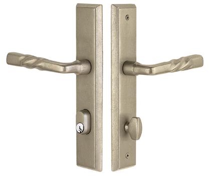 Stretto rectangular 10 poign es de portes ext rieures for Quincaillerie porte fenetre