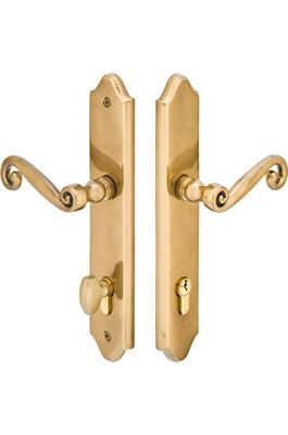 Concord 2 x 10 cl poign es de portes ext rieures et for Quincaillerie porte fenetre